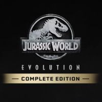 Game Box for Jurassic World Evolution: Complete Edition (Switch)