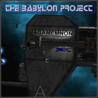 Game Box for The Babylon Project (PC)