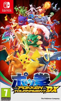 Game Box for Pokken Tournament DX (Switch)