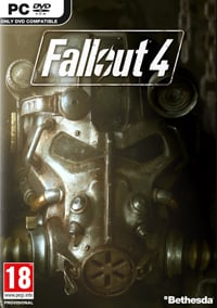 Game Fallout 4 (PC) cover
