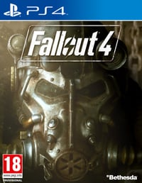 Game Fallout 4 (XONE) cover