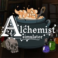Okładka Alchemist Simulator (PC)