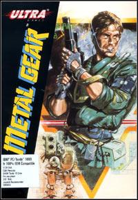 Okładka Metal Gear (PC)