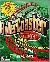 Okładka RollerCoaster Tycoon: Loopy Landscapes (PC)