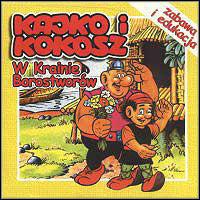 Okładka Kajko i Kokosz w Krainie Borostworow (PC)
