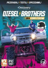 Game Box for Diesel Brothers: Truck Building Simulator (PC)