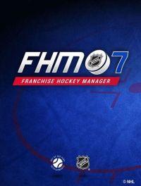 Okładka Franchise Hockey Manager 7 (PC)
