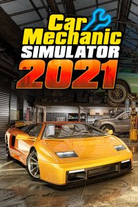Game Box for Car Mechanic Simulator 2021 (PC)