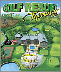Game Box for Golf Resort Tycoon 2 (PC)