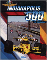Okładka Indianapolis 500: The Simulation (PC)