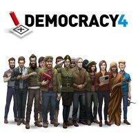 Democracy 4 (PC cover