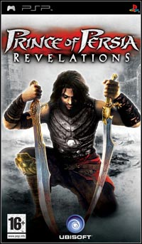 Okładka Prince of Persia: Revelations (PSP)