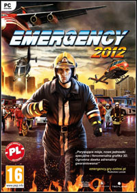 Okładka Emergency 2012 (PC)