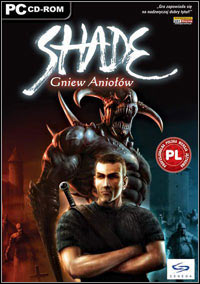 Okładka Shade: Wrath of Angels (PC)