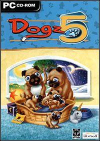 Okładka Dogz 5 (PC)