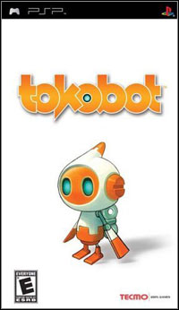 Okładka Tokobot (PSP)