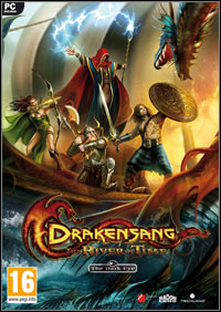 Okładka Drakensang: The River of Time (PC)