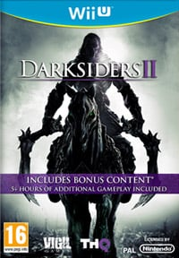 Game Darksiders II (PS3) cover