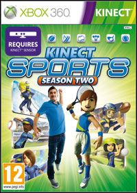 Game Box for Kinect Sports: Season Two (X360)