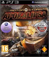 Okładka Motorstorm Apocalypse (PS3)