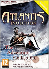 Game Box for Atlantis Evolution (PC)