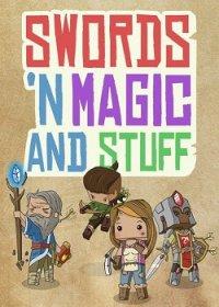 Okładka Swords 'n Magic and Stuff (PC)