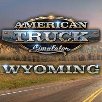 American Truck Simulator: Wyoming (PC cover