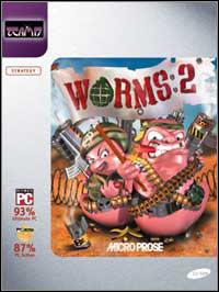 Okładka Worms 2 (PC)