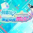 game Hatsune Miku: Project Diva MegaMix