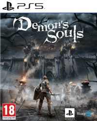 Game Box for Demon's Souls (PS5)