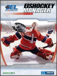 Okładka Icehockey Club Manager 2005 (PC)