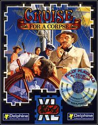 Okładka Cruise for a Corpse (PC)