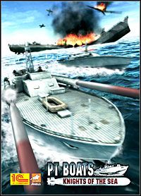 Okładka PT Boats: Knights of the Sea (PC)