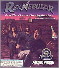 Okładka Rex Nebular and the Cosmic Gender Bender (PC)