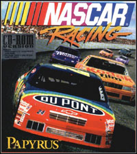 Okładka NASCAR Racing (PC)