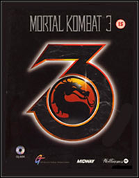 Okładka Mortal Kombat 3 (PC)
