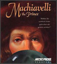 Okładka Machiavelli the Prince (PC)