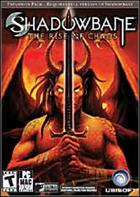 Okładka Shadowbane: The Rise of Chaos (PC)