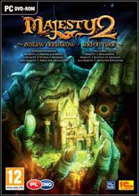 Okładka Majesty 2: Monster Kingdom (PC)