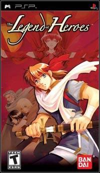 Okładka The Legend of Heroes: A Tear of Vermillion (PSP)