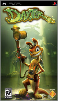 Game Box for Daxter (PSP)