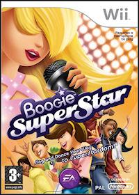 Okładka Boogie SuperStar (Wii)