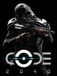 Okładka CODE2040 (PC)