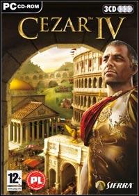 Okładka Caesar IV (PC)