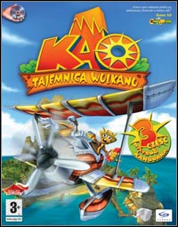 Okładka KAO the Kangaroo 3 (PC)