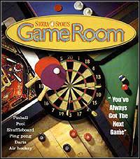 Okładka Sierra Sports Game Room (PC)