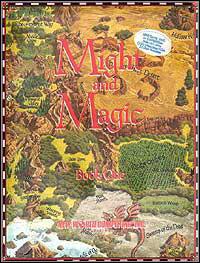 Okładka Might and Magic Book One: Secret of the Inner Sanctum (PC)