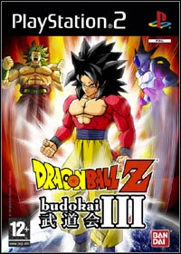 Game Box for Dragon Ball Z: Budokai 3 (PS2)