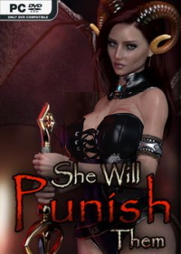 She Will Punish Them (PC cover