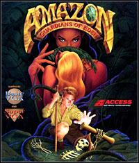 Okładka Amazon: Guardians of Eden (PC)